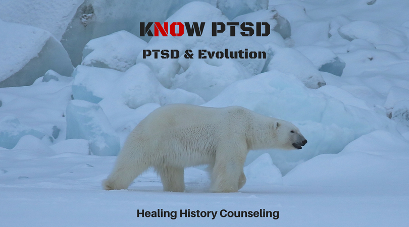 Know PTSD: Does Evolution Explain PTSD?